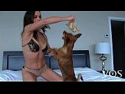На массаже случился секс видео