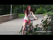 Любительское порно видео худышка с классной попкой