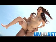 surprise creampie asian an with fuck outdoor Mayuka