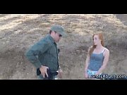 Border officer catches redhead immigrant
