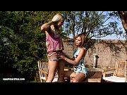 Эротическое видео на природе русских студентов