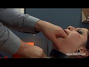 1-BDSM hardcore action with ropes and extreme c...