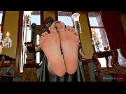 Aiden Starr foot worship pov 2