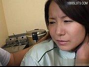 Young girl deepthroat gag