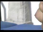 Видео присланное скрытой голой