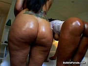 2 Phat Ass Sluts - nice thick ghetto booty blac...