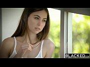 BLACKED Petite Riley Reid Tries Huge Black Cock...