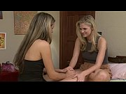 Picture Mature blonde and Scarlet Red have lesbian s...