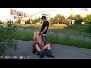Shocking PUBLIC gangbang on the STREET, chamya part fucking porn videos Video Screenshot Preview