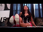 Ballbusting your puny testicles