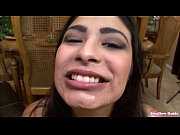 Miya Stone's Retarded Blowjob And First Swallow...