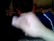 Домашние видео девушка брюнетка делает миньет