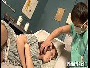 dormindo! paciente de abusa Medico