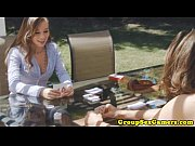 Capri Anderson playing doggystyle game