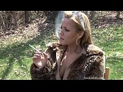 Marina - Smoking Fetish at Dragginladies