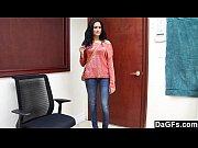 Улетное порно видео секс в офисе с наташей