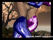Видео как мужик бьет женщину по писке
