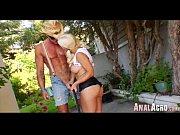 Грудастая блондинка любительница жесткого секса и анала