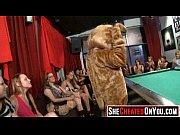 Видео женщины трясут очень большими сиськами