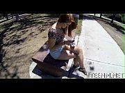 Сняли на улице русскую девушку и трахнули видео