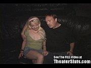Smokin Slut Fucked in Porn Theater