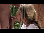 Picture Petite babe gets fucked in the garden - Aliy...