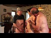 Waitress naked with large siskami