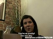 Czech Streets - Young Teen Girl Gets it Hard in...