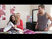 Picture Stockinged chicks Chloe Amour and Karla Kush...