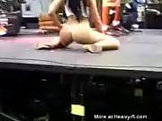 Красивая ебля на девичьей вечеринке с стриптизёрами