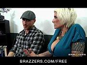 Stunning busty blond nurse Darcy Tyler helps he...