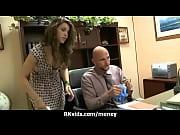 Порно видео жесткого анального секса с красивой девушкой