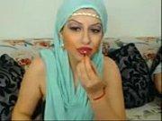 Middle eastern amateur couple fucks live @ www....