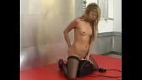Small tits bondage