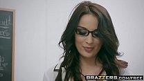 Brazzers - Big Tits at School -  Romance Langua...)