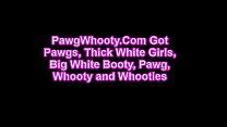Big Booty Pawg Ass Shaking White Girl Twerking ...