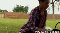 twink sex the without a condom boyfriends are g… – Free Porn Video