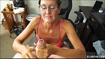 jerks and sucks lady mature naughty A