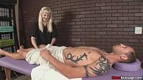 Massage happy ending turns cruel fast