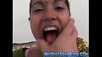 Gaya Patal in Her first gang bang - TNAFlix Porn Videos thumbnail