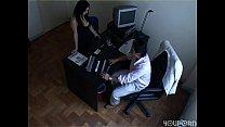 YouPorn - Guy fucks horny Latina in his office ...
