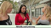 Money really talks 7 porn videos