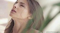 Sexy Maria Rya rubbing herself in the garden)