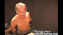 manly cunt electro tortured