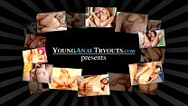 filled get to begs marina fucked butt - tryouts anal Young