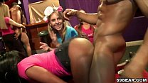 Crazy Bachelorette Party With Horny Girls