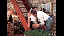 French maid gets her ass pounded with cock fruits and vegetables porn videos
