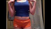 Novinha sapeca mostrando bucetinha na cam-www xvideos5 com