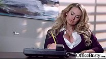 corinna blake office girl with big tits bang in hard style action vid 14