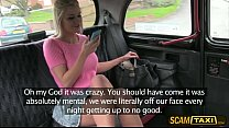 sexy sienna gets a blackmail fuck in the car in doogystyle position